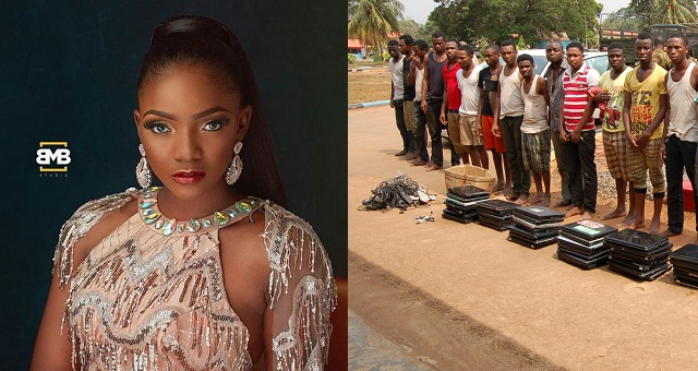 Image result for Singer, Simi blasts yahoo boys, bans them from buying or listening to her music (Video)