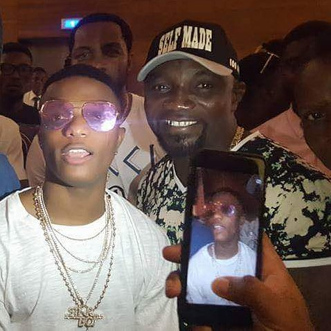 Shoki Shitta Video: Lagos Police Arrest Baruwa Eleniyan, Obtains Text Between Him And Wizkid