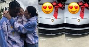 Kylie Jenner buys Travis Scott Lamborghini
