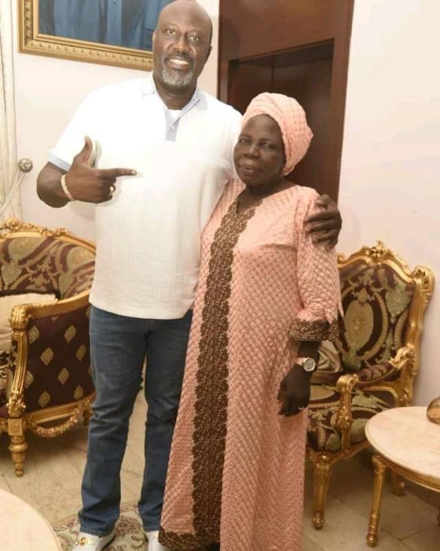 Dino Melaye loses mother