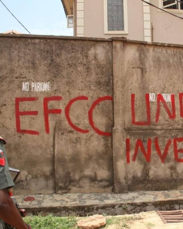 EFCC Arrests Proprietor