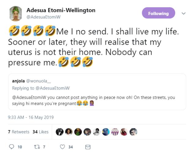 Adesua Etomi-Wellington lashes