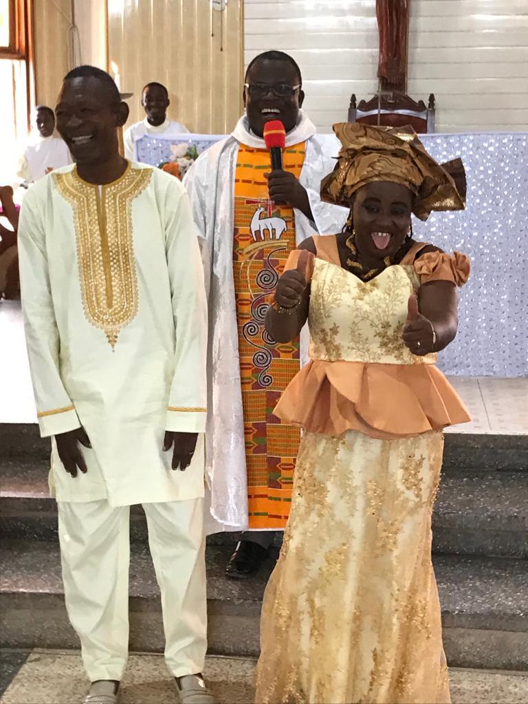 Muslim Man Catholic Wife Bless Marriage