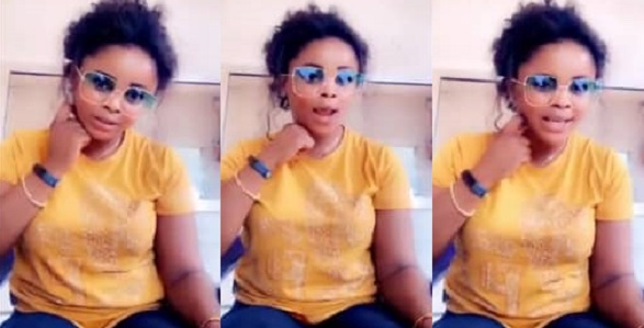Nigerian lady fights against her Yahoo boy neighbours, EFCC reacts (Watch)