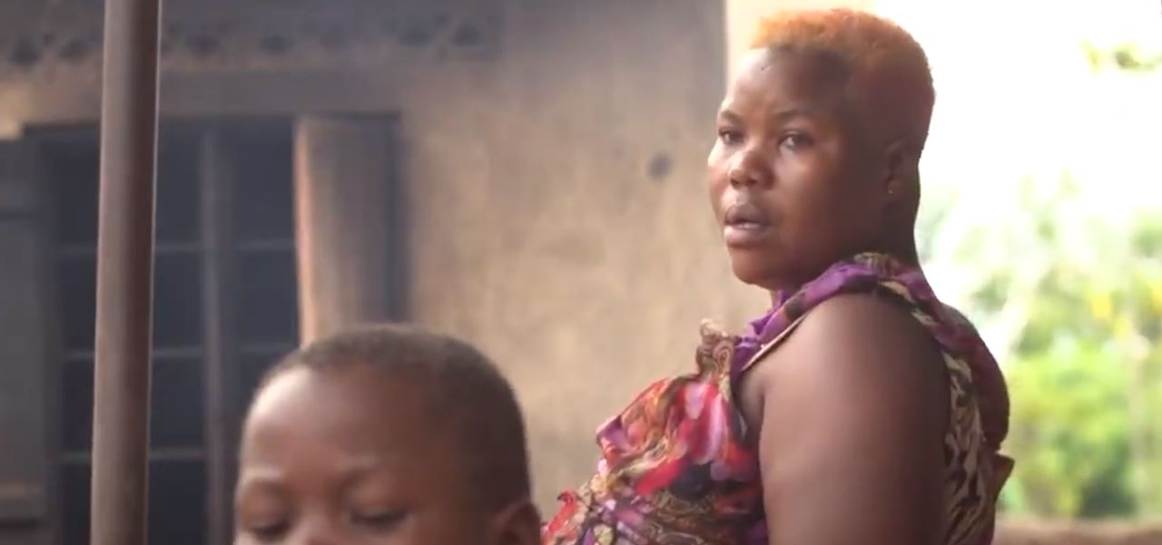 See Ugandan Most Fertile Woman That Gave Birth To 42 Children