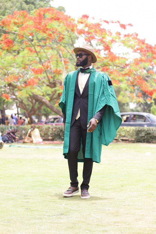 Nigerian man reminisce