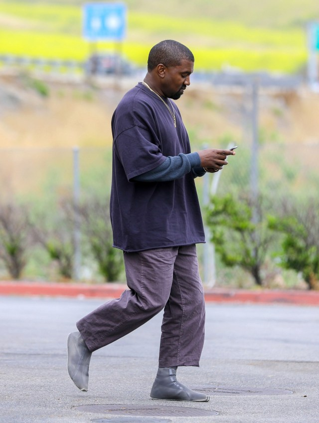 Kanye West's new Yeezy pointy Elf shoes