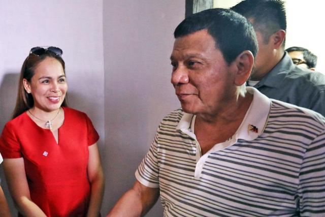 President Duterte lambasted
