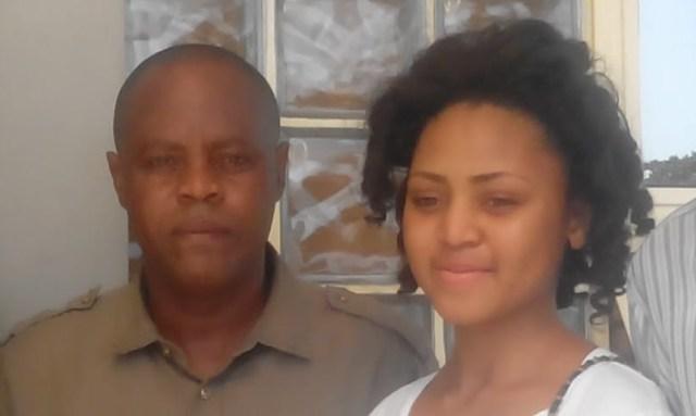 Regina Daniels father Jude Ojeogwu