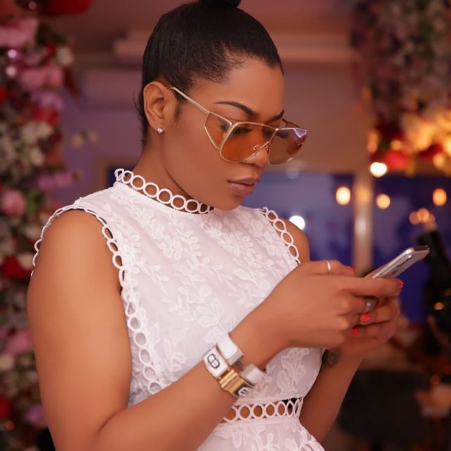 Yvonne Nwosu quits smoking