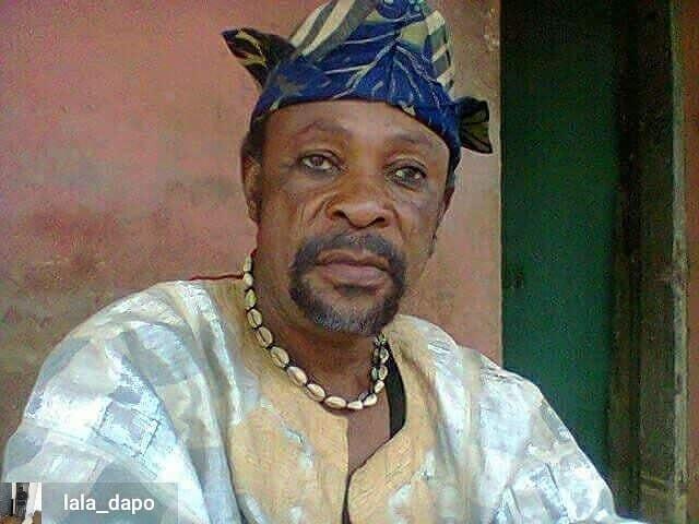 BREAKING: Veteran Nollywood Actor Fasasi Olabanke Aka Dagunro Is Dead