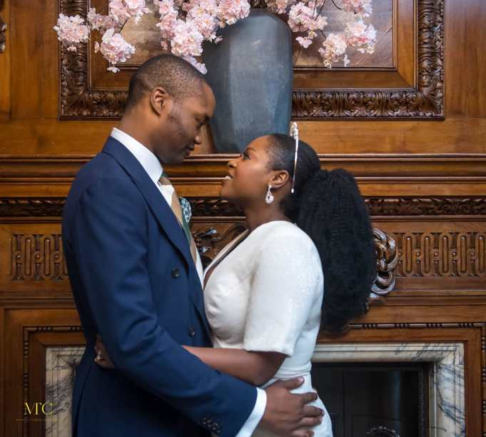 Daughter Of Mo Abudu Wedding In London Court (Pictures)