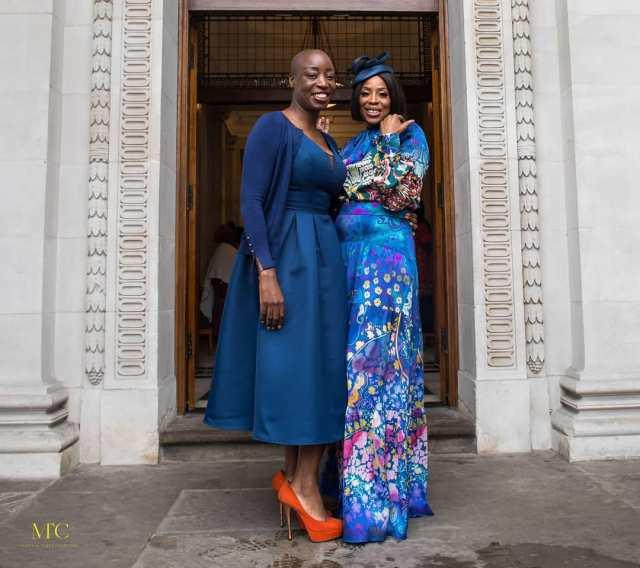 Mo Abudu's daughter