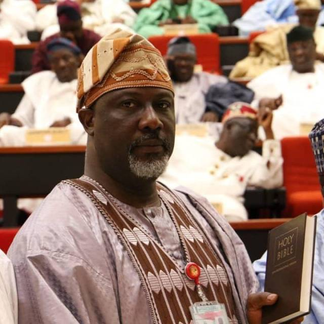 Dino Melaye Shares Adorable Photos