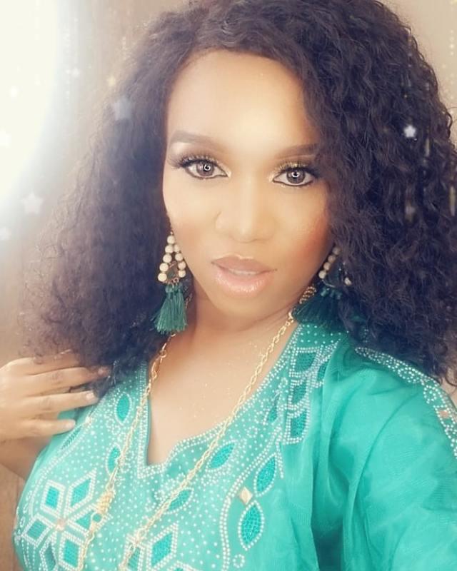 Sandra Iheuwa thanks MC Galaxy
