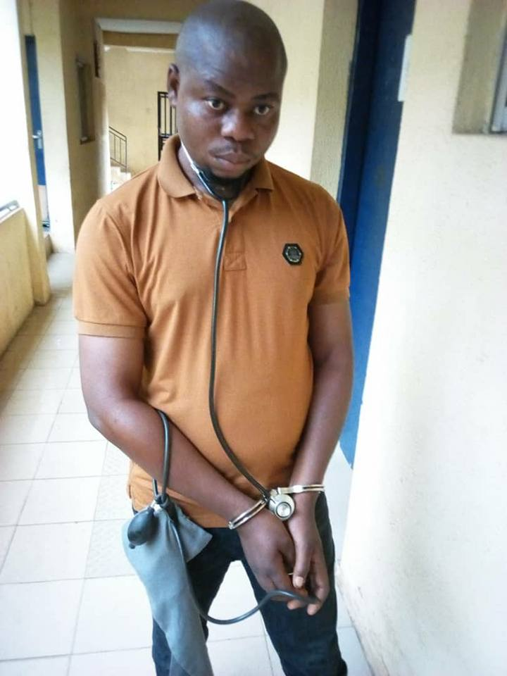 Fake medical doctor apprehended