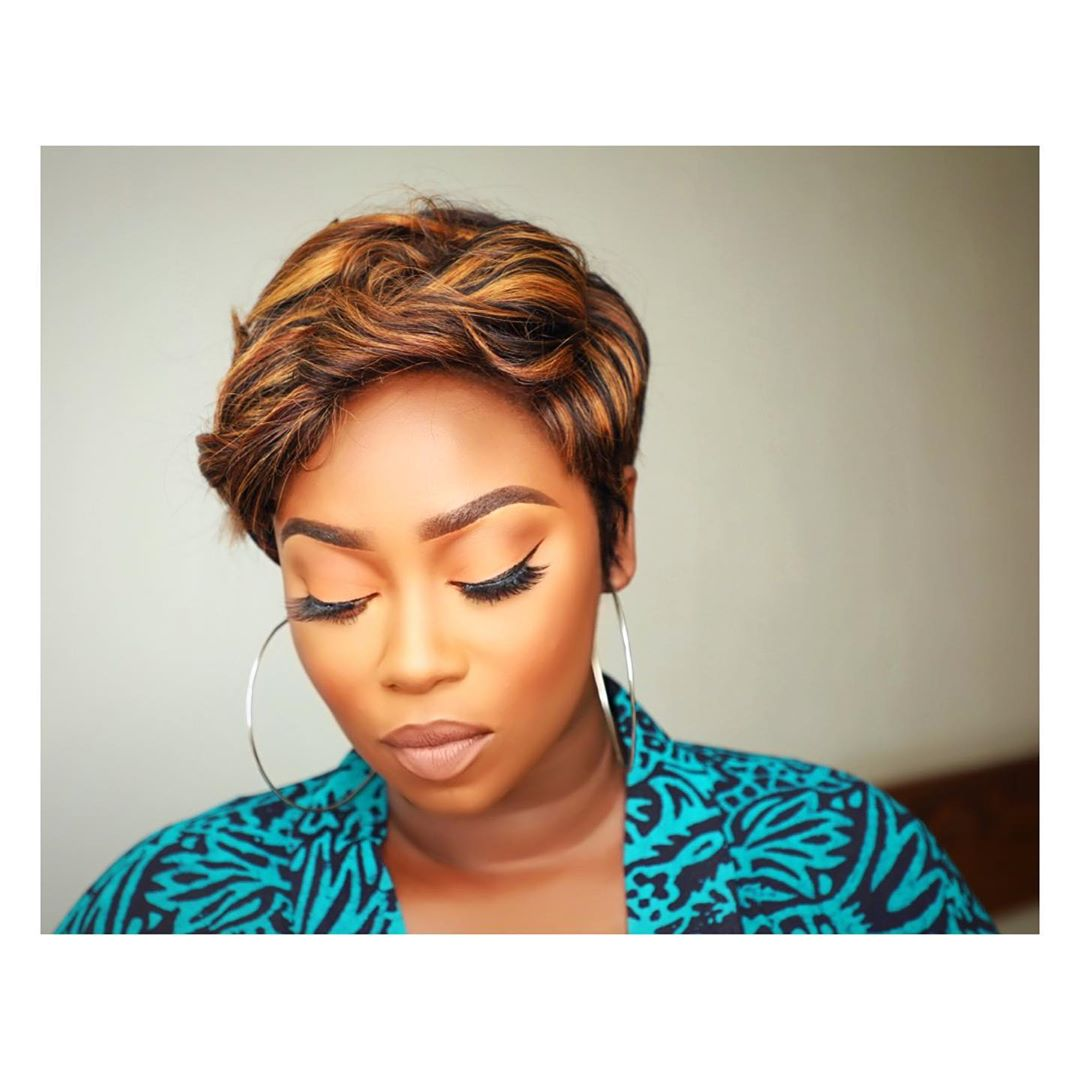 Media personality, Peace Hyde suffers grade 3 ligament tear on her right leg (Photo)