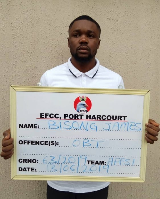 Court remands fake EFCC employment officer