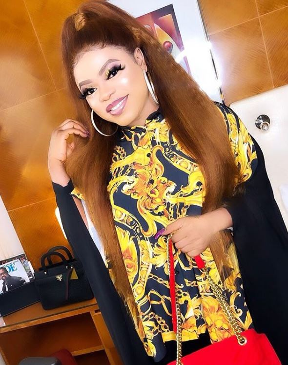 CAST9JA: Bobrisky Brags said I made N8 million in Two Weeks, My total account balance in one account is N75 million