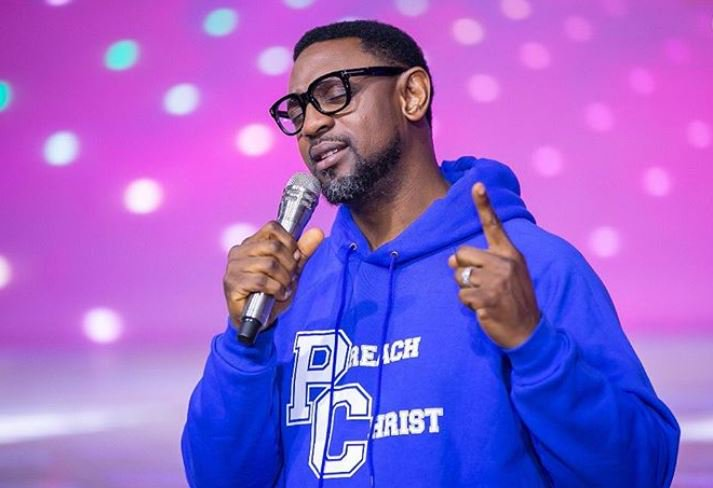 What Pastor Fatoyinbo said in Church today about the Allegations
