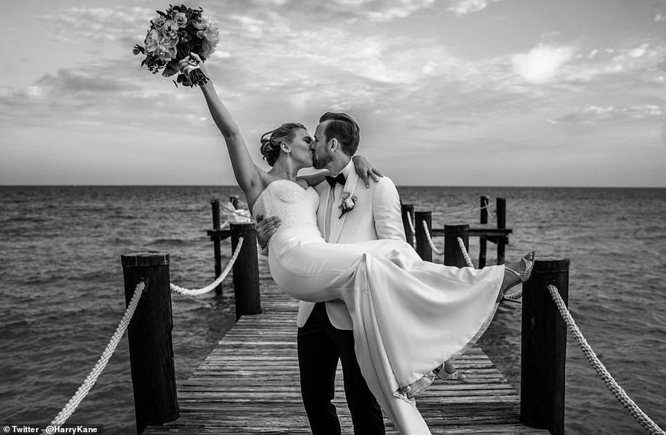 Harry Kane weds