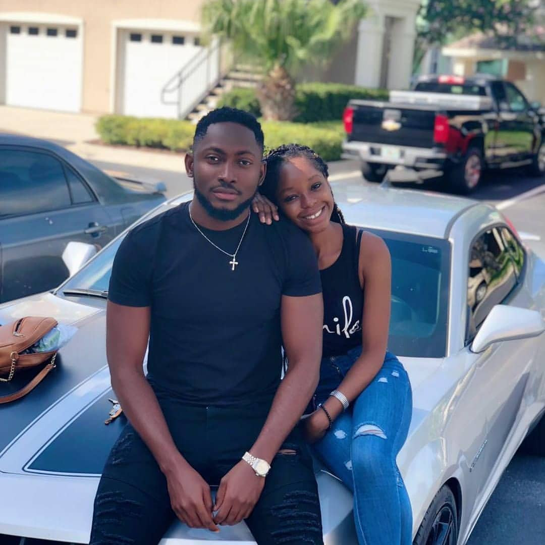 Meet BBNaija's Miracle new girlfriend, Amarachi