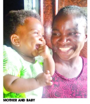 MIRACLES: Woman Gives Birth To A Baby After 10 Years Of Pregnancy