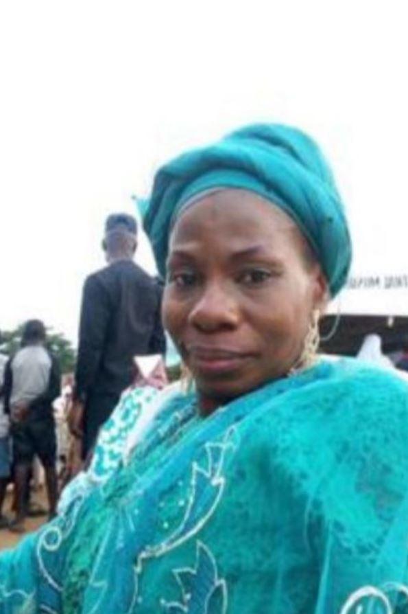 Nigerian mother dies