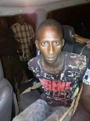Man Beheads Girlfriend