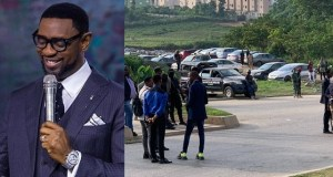 Just in: Two Arrested As Hooded SSS Officials Storm COZA