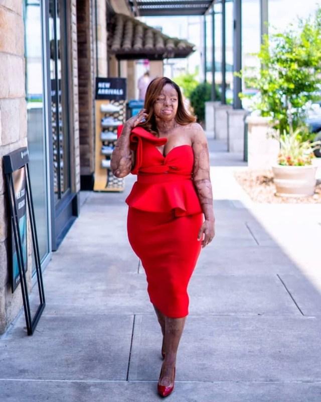 Kechi Okwuchi shares