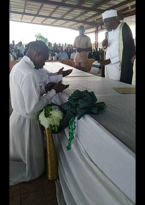Two Pastors Accept Islam In Ogun State During Ramadan Lecture