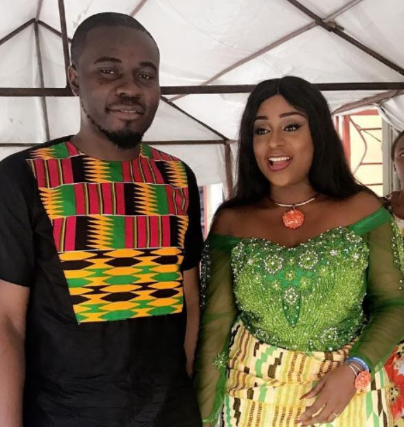 Nollywood actress, Queen Wokoma's 1-year-old marriage crashes