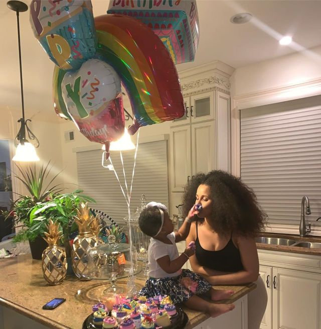 Cardi B and Offset celebrate daughter, Kulture as she turns a year older.