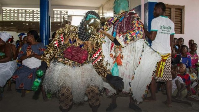 Benin offers Voodoo prayers