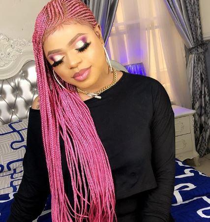 Nigerian male barbie