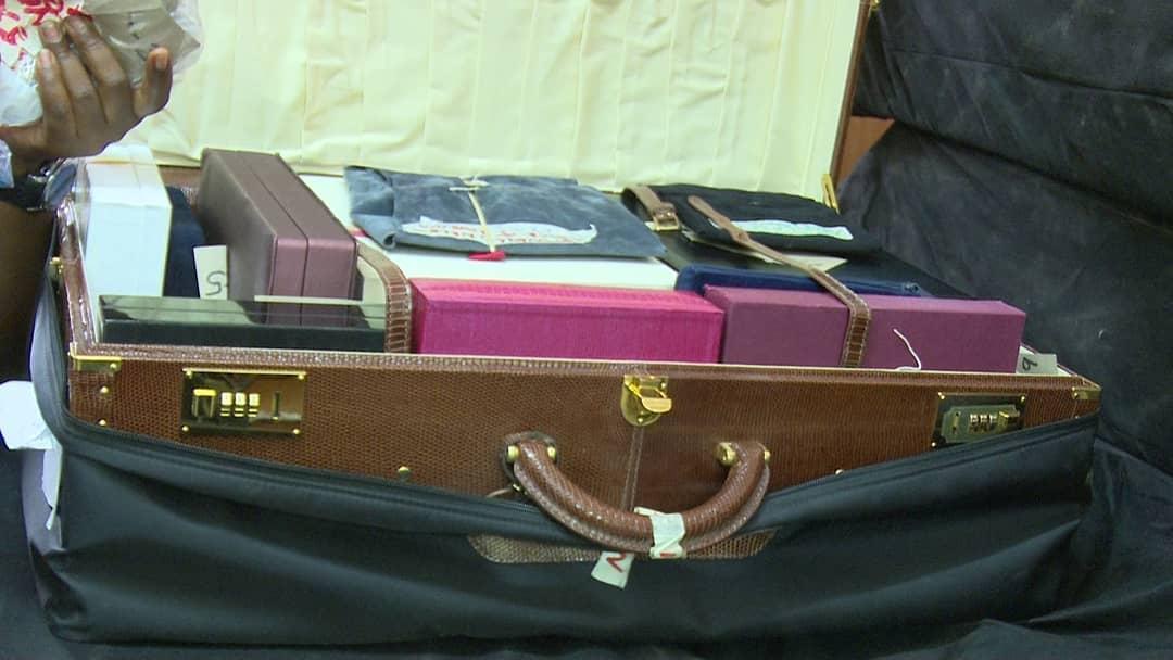 Court Orders Interim Forfeiture