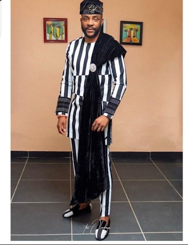 Ebuka Obi Uchendus outfit