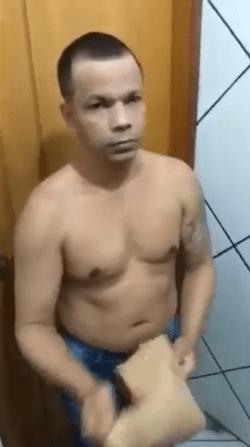 Brazilian Prisoner