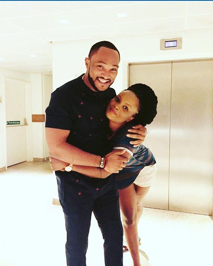Blossom Chukwujekwu's Marriage