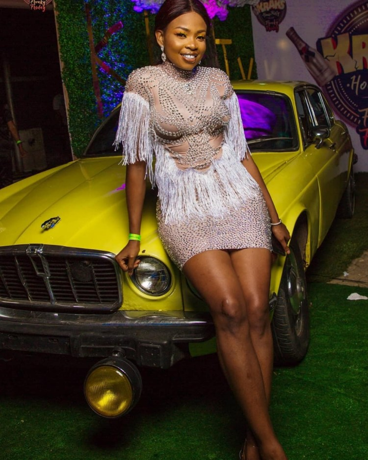 """""""Some people are just ungrateful"""" – Cindy Okafor writes 1"""