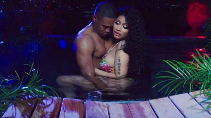 Nicki Minaj weds her fiance Kenneth Petty (Video)