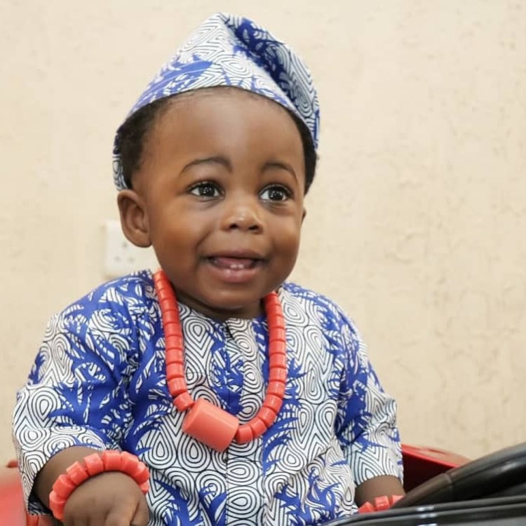 Actress Yvonne Jegede celebrates her son's birthday with lovely photos 3