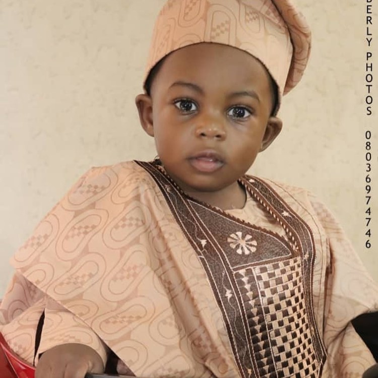 Actress Yvonne Jegede celebrates her son's birthday with lovely photos 2