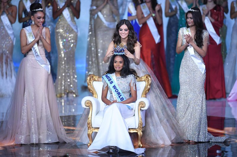 Miss World pageant