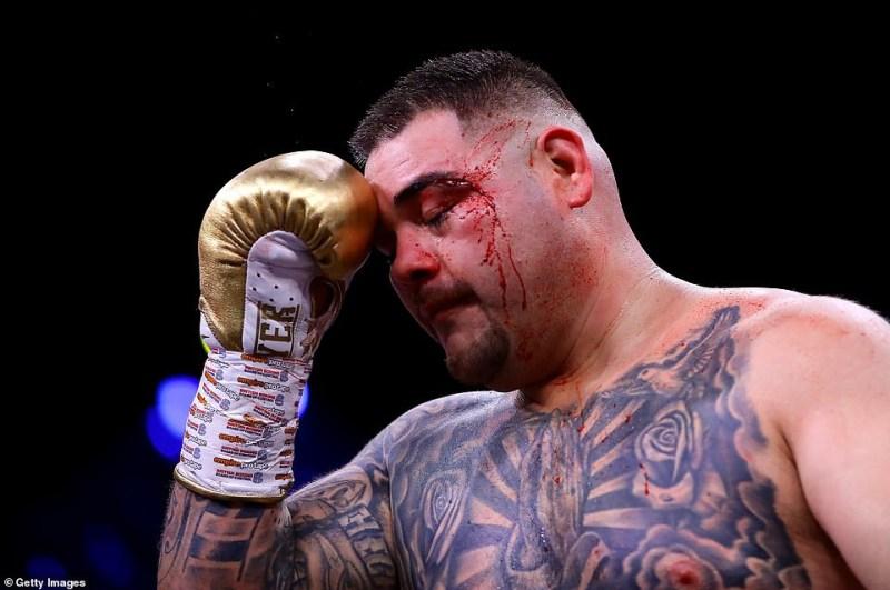 Anthony Joshua defeats Andy Ruiz