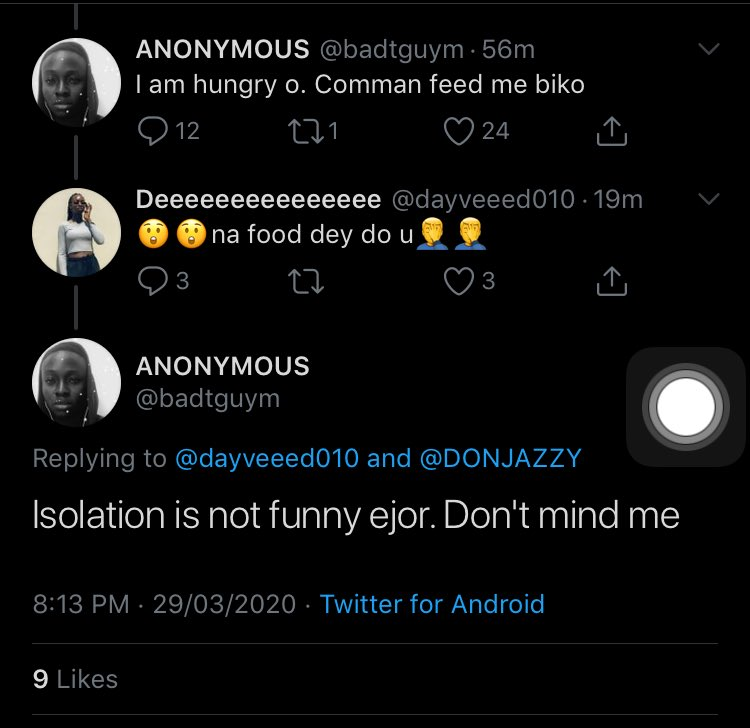 Don Jazzy sends