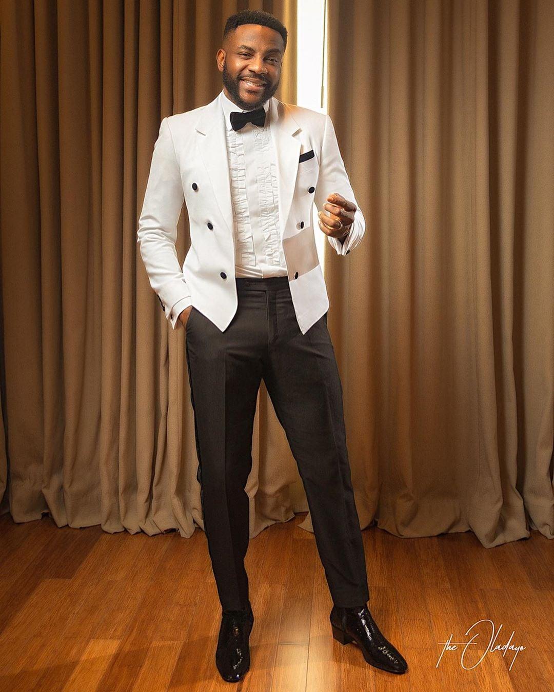 Toke Makinwa, Mercy, Ebuka and more AMVCA 2020 outfit #AMVCA7 (Photos)