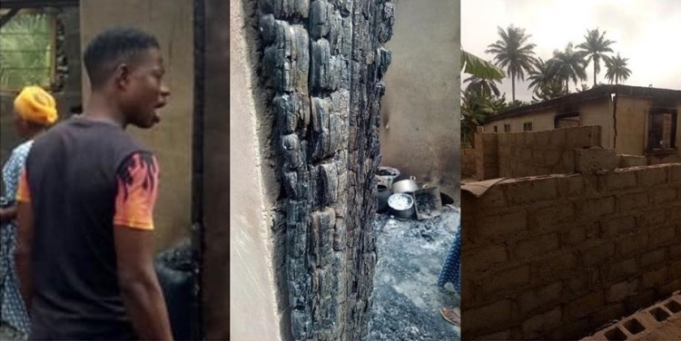 Wife sets husband's house ablaze for marrying another wife 1