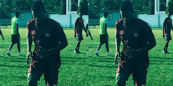 Footballer returning